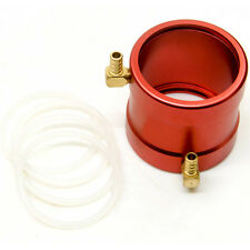 RC Model boat Ship Red Aluminum Water cooling jacket kit for 540 brushless motor