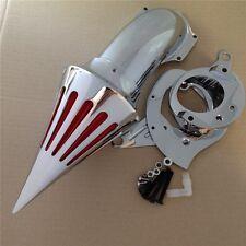 Chrome Air Cleaner kits for Yamaha RoadStar 1600 XV1600A 1700 XV1700 1999-2012