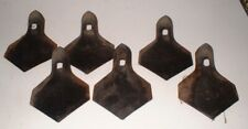 """6 Pc of 4"""" S-Tine Sweep Veldmaster Rusty - Closeout pricing"""