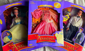 Anastasia 1997 Dolls With Rare Outfit