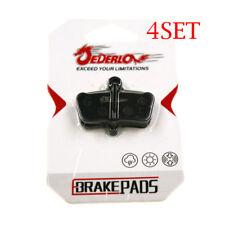 8X DISC BRAKE PADS FOR SEMI METAL SRAM GUIDE RSC/RS/R ACID XO E7 E9 TRAIL