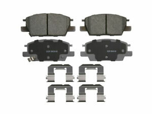 For 2018-2019 GMC Terrain Brake Pad Set Front Wagner 34385BS