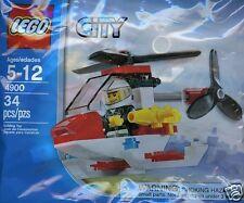 LEGO CITY Feuerwehr 4900 Helikopter Sammlerset