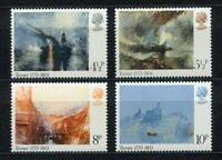 S2643) UK Great Britain 1975 MNH Turner Paintings 4v