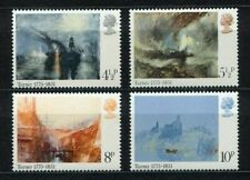 s2643) UK GREAT BRITAIN 1975 MNH** Turner paintings 4v