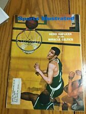 FM4-85 Sports Illustrated Magazine 5-12-1969 JOHN HAVLICEK CELTICS