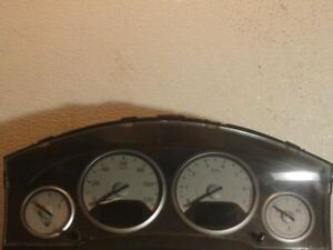 Speedometer Instrument Cluster 2009 Chrysler Town & Country 202K P05172475AD