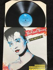 The Real Thing - The Best Of (You To Me Are Everything etc) Vinyl LP PRT NRT 1