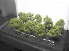 VT022-10x 1/144 Scale Model Military Train Layout Fruit Trees N