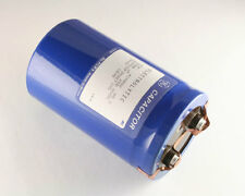 1x 5500uF 250V Large Can Electrolytic Capacitor 5500mfd 250 Volts DC 5,500