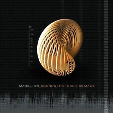 Marillion CD.Sounds That Can't Be Made  (CD, Sep-2012, Eagle)