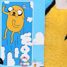 Adventure Time Finn & Jake Telo da Mare Asciugamano -woo Cotone