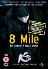 8 MILE NEW REGION 2 DVD