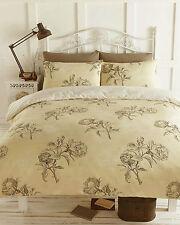 Double Duvet Cover & 2 Pillowcases Arden Natural