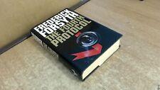 The Fourth Protocol, Forsyth, Frederick, Hutchinson, 1984, Hardco