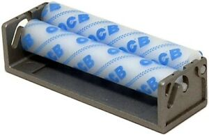 OCB PAPERS ROLL CIGARETTE SMOKING REGULAR METAL Rolling Machine Tobacco 70mm