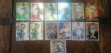 Cristiano Ronaldo rookie real Madrid más 11 cards y stickers