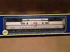 AHM Pennsylvania GGI Silver Engine HO Scale Train Car NIB RARE #5160-H