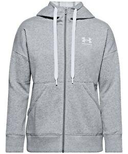Under Armour Women's Rival fleece full-zip hoodie UA009