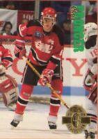 1993-94 CLASSIC FOUR SPORT HOCKEY CARD #186 Chris Pronger
