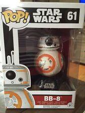 STAR WARS The Force Awakens BB-8 Pop Vinyl Bobble Head