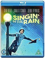 Singin in the Rain [Blu-ray] [1952] [Region Free] [DVD][Region 2]