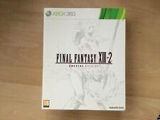 Final Fantasy XIII-2 Collector's Edition XBOX360 PS3 JRPG Square Enix RARE