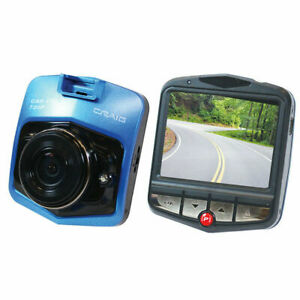 "Craig CCR9030 720p Digital Dash Cam w/ 2.4"" LCD , Windshield Mount - Blue"