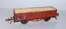 Fleischmann 1455S; Schotterwagen DB große Kupplung /F624
