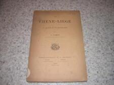 1893.le chêne liège culture et exploitation / Lamey