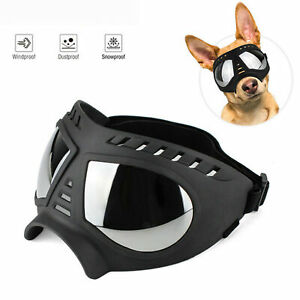 New Pet Dog Goggles UV Sunglasses Windproof Snowproof Dustproof for Large Dog