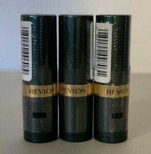 x3 Revlon Moon Drops Lipstick 585 CREME PERSIAN MELON - Sealed