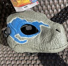 Jurassic World Camp Creatacious VELOCIRAPTOR BLUE GRAY ✅✅✅