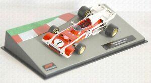 MU134 Modellino auto da corsa F1 1/43 1972 FERRARI 312 B2 #7 Mario Andretti