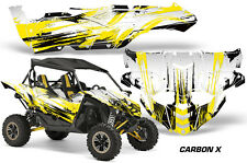 UTV Decal Graphic Kit Side By Side Wrap For Yamaha YXZ 1000R 2015-2018 CARBONX Y
