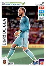 55 - David de Gea - Panini Adrenalyn Road to EURO EM 2020