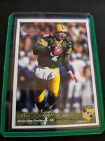 1997 Pacific Philadelphia Football Card #111 Brett Favre Green Bay Packers