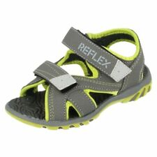Sandals Synthetic Shoes for Boys with Hook & Loop Fasteners