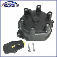 NEW IGNITION DISTRIBUTOR CAP & ROTOR FOR QUEST FRONTIER XTERRA PATHFINDER 3.3L