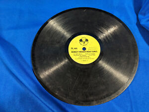 Mickey Mouse Donald Duck etc 78 Am-Par DBR50 Mickey Mouse Club March/The Merry