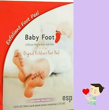 Baby Foot 1 hour Treatment For Silky Touch Foot. Authentic exp./2020