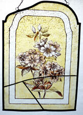 Victorian Antique Stained Glass