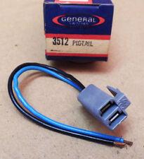 Alternator Connector General 3512 - BWD PT69 For AMC 65-80 GM 65-85, 70-74 IHC