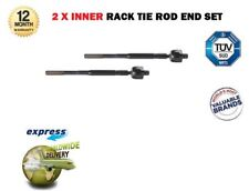 FOR NISSAN X TRAIL X-TRAIL 2001-2007 NEW 2x INNER STEERING RACK TIE ROD END SET