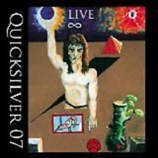 Quicksilver Live 07 CD NEW SEALED Gary Duncan Messenger Service
