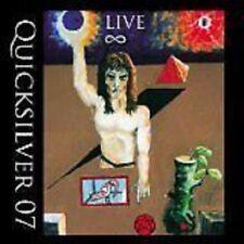Quicksilver Live 07 CD NEW SEALED Gary Duncan Messenger Service