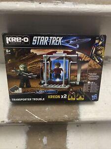 Star Trek KRE-0 Transporter Trouble Kreon X2 Hasbro