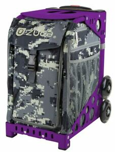 Zuca Sport Bag - ANACONDA with Gift 2 Small Utility Pouch