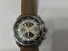 Citizen Cronografo Ecodrive Eco-Drive B612 S071097 orologio chrono uomo 40 mm