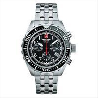 Orologio Uomo Cronografo SWISS MILITARY 7076.9137 in Acciaio con Datario
